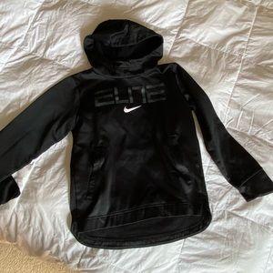 Nike Elite basketball hoodie EUC
